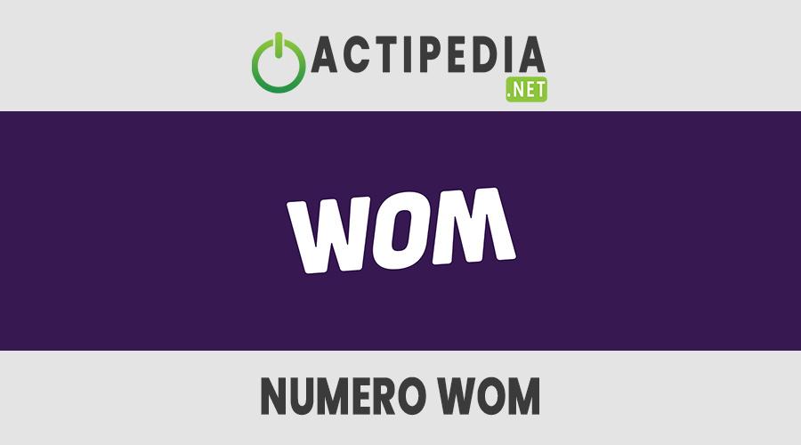 Cómo Saber mi Número Wom en Chile