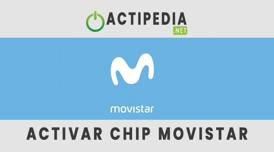 Activar Chip Movistar