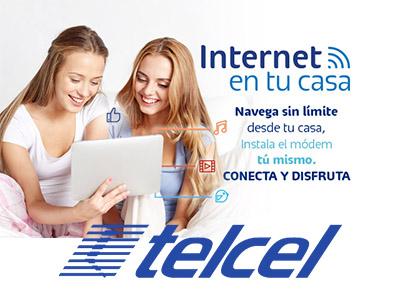 internet telcel