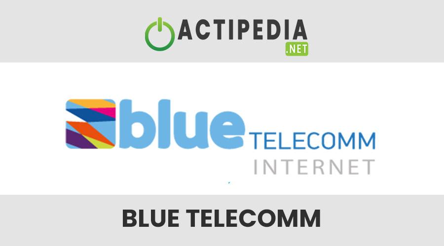Blue Telecomm