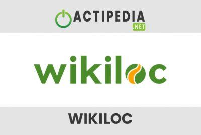 Wikiloc: Qué es y cuales son sus funciones