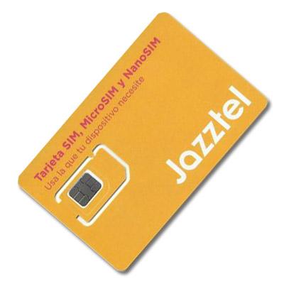 Activar la SIM de Jazztel