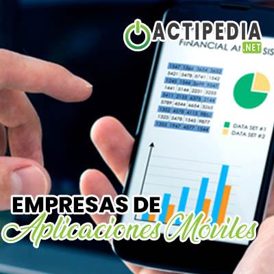 agencias de aplicaciones moviles