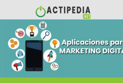 5 Aplicaciones para Marketing Digital del 2021