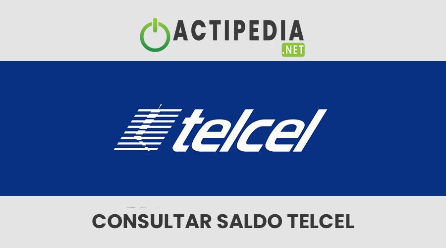 Consultar saldo en Telcel