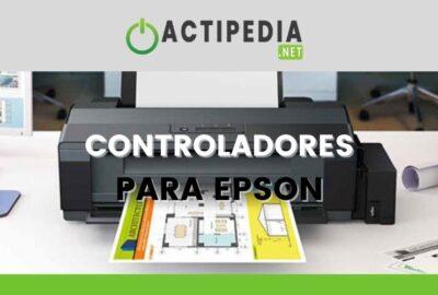 Cómo Descargar Controladores Y Software Epson Paso A Paso