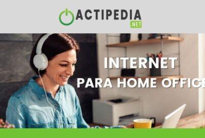 Internet para home office: ¿Qué velocidad es la más recomendada?