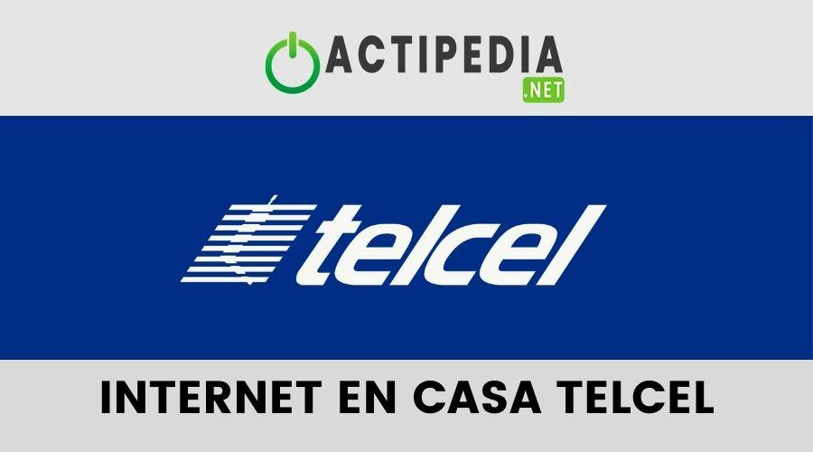 Internet en Casa Telcel
