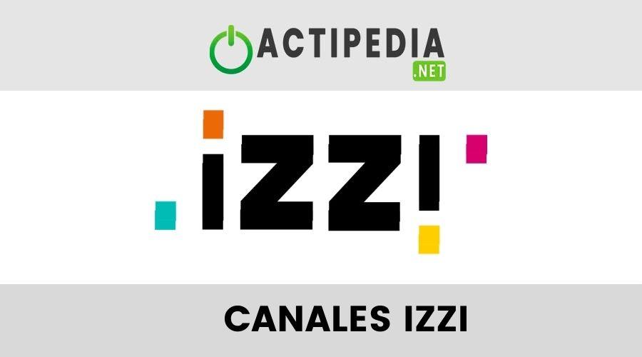 canales IZZI