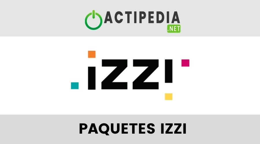 Paquetes Izzi