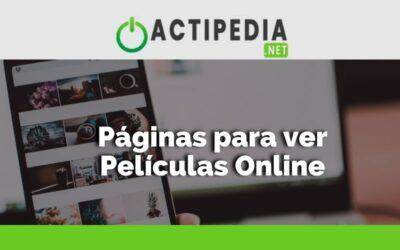 Las Mejores paginas para ver películas online en castellano